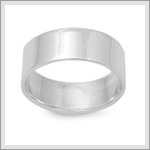 7mm Wedding Band Ring