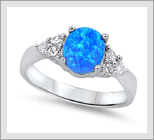 Lab Opal Ring Category