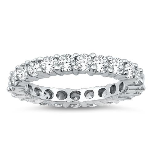 Priscilla's Silver Ring Clear CZ