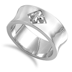 Silver Ring 598