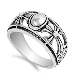 Silver Ring 639
