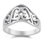 Silver Ring 688