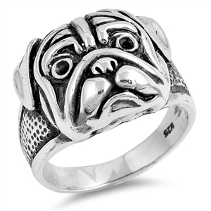 Silver Ring 817