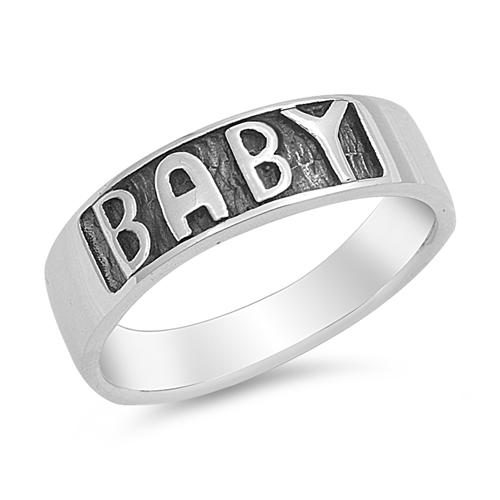 Martha's Silver Ring - Baby