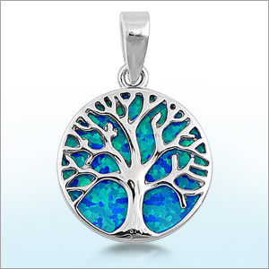 Wholesale silver lab created opal jewelry from trusted 925 silver 00 lab created opal pendant aloadofball Images