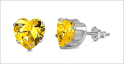 Heart Color CZ