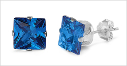 Square Color CZ